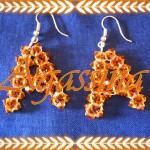 A earrings