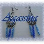Medieval earrings
